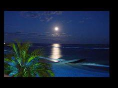 Atami, Japan, full moon on the beach Beautiful Moon, Beautiful Beaches, Beautiful World, Beautiful Images, Beautiful Scenery, Simply Beautiful, Beautiful Things, Atami, Beach Night