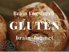 ▶ Brain Fog durch Gluten | Wie Gluten zum Gehirnnebel führt! Leaky Gut, Kamut, Brain Fog, Bread, Food, Gluten Free Diet, Foods, Types Of Cereal, Research