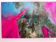 Pintura abstracta 2x 1,50