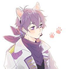 osomatsu san 이미지 Ichimatsu, Neko Boy, Handsome Anime Guys, Manga Games, Cute Bunny, Me Me Me Anime, Vocaloid, Anime Characters, Geek Stuff