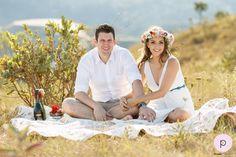 E-session picnic em Macacos: Aline + Zeca - Berries and Love