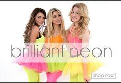 Neon Fancy Dress Theme Hen Party Ideas Themes