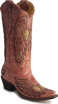 More cowgirl boots