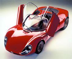 Alfa Romeo T33 Stradale イメージ 17