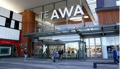 Hamilton's Te Awa at The Base design has been awarded a silver medal at the Asia Pacific Shopping Centre Awards in China.