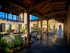 Dos Vientos - mediterranean - patio - los angeles - Structure Home