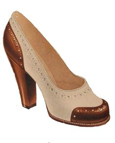 1940s womens gheels pumps shoes