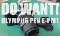 Olympus e-pm1 #review #photography #fathersday