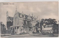 BARNSLEY RECTORY CIRENCESTER GLOUCESTERSHIRE POSTED 1906 | eBay