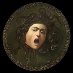 Caravaggio, mestre da arte barroca. Tive o privilégio de ver algumas obras desse grande artista numa igreja em Roma; e agora, vou poder ver novamente, no MASP.