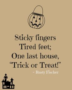 a halloween poem - Cute Halloween Poem