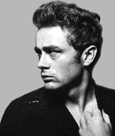James Dean: fun fact 1: I have no idea how tall I really am, I just say I'm 5'8 because that's how tall j. Dean was:)