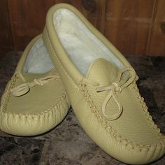 356c244ecb2e2 Keep your feet warm & comfortable with Native American handmade  authentic soft sole moccasins for