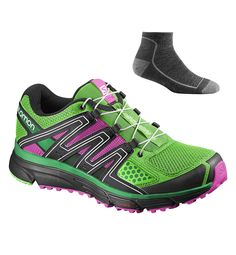 Salomon Women's XMission 3 Trail Running Shoe * Read more reviews of the product by visiting the link on the image.