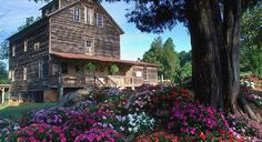 Bost Grist Mill - Visit Cabarrus - Where Racing Lives