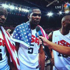 Kevin Durant ~ Team USA ~ OKC Thunder
