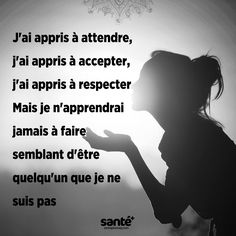 Love Quote & Saying Image Description Amazing Quotes, Love Quotes, Inspirational Quotes, Quote Citation, French Quotes, Bad Mood, Some Words, Positive Attitude, Positive Affirmations