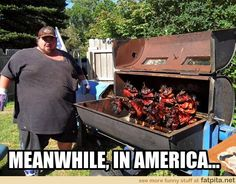 Meanwhile in America America Funny, America Memes, Mississippi, Meanwhile In America, Only In America, Little Lunch, Nutrition, First Photograph, Funny Pictures