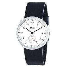 Noch eine schöne Uhr von Braun