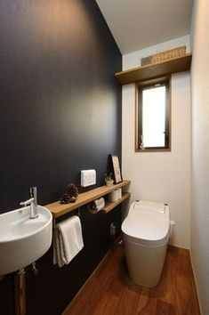 Idea, tricks, along with manual beneficial to obtaining the most ideal end result and attaining the max utilization of Simple Bathroom Ideas Small Toilet Design, Small Toilet Room, Guest Toilet, Downstairs Toilet, Bathroom Design Small, Simple Bathroom, Bathroom Interior Design, Bathroom Ideas, Guest Bath