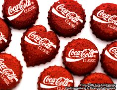 Be My Coca Cola Valentine