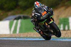 Bradley Smith, Monster Yamaha Tech 3, MotoGP, Jerez Tests 2013.