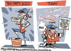 tea party devolution