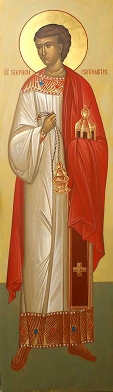 Saint Stephen, Orthodox Christianity, Religious Icons, Orthodox Icons, Saints, Fashion, Byzantine Art, Byzantine Icons, Moda