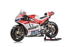 Παρουσίαση Ducati Team MotoGP 2017 - 4Riders