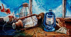 Still Life Paintings And Prints By Hanne Lore Koehler