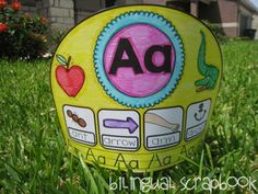 Bilingual Scrapbook: Alpha-Headbands {a headband for every letter of the alphabet}