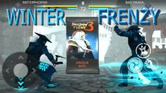 So nekki has got us a new shadow fight 3 event for christmas called as winter frenzy it is a heralds event the story of this event about master okada there are shadow bots attacking citizens scout thinks that master okada is the one who created them master okada arrives and he says that he is not the one who has created them but he knows someone who might have created them New Shadow, He Said That, Winter, Youtube, Christmas, Fictional Characters, Winter Time, Xmas, Navidad
