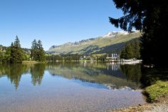 Heidsee Lenzerheide, Graubünden