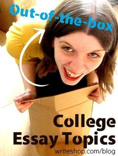 Out-of-the-box college essay topics to help teens practice prepping for admission applications. They're great any time writing prompts too! ⭐️ Pin for later ⏳ compare and contrast examples, classification essay examples, argumentative meaning, conclusion research paper, career goals essay, sample paper apa format