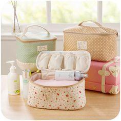 Online Shop Zakka tecido versátil saco de armazenamento de viagem portátil pacote cosméticos acabamento SN1551|Aliexpress Mobile