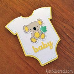 Baby Love! (Silhouette cut file only)