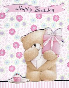 Best wishes from forever friends bears foreverfriends teddy forever friends from norma happy birthday bookmarktalkfo Gallery