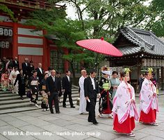 Shinto is the indigenous spirituality of the people of Japan, and lavish ceremonies are held at Shinto shrines