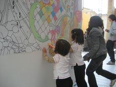 Random Assistant Exhibition Rovereto, Italy / 2008
