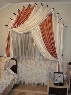 Curtain Designs For Windows pictures of window treatments for side-by-side arched windows