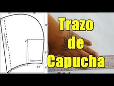 Trazo de Capucha Para Sudadera - YouTube Leg Butt Workout, African Hats, Hand Embroidery Videos, Hoodie Pattern, All About Fashion, Master Class, Mascara, Sewing, Balaclava