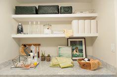 Modern Chic Laundry Room