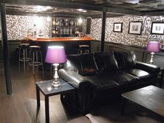 22 Best Gangster Man Cave Ideas Images Man Cave Cave Bars For Home