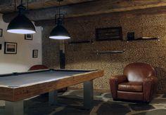 Billard contemporain - billard Toulet - made in France Billard Design, Kitchen Diner Extension, Decoration, Fabricant, Cyberpunk, Home Decor, Billiard Room, Furniture