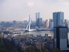 Roterdã é uma das cidades perfeitas para um bate-volta a partir de Amsterdam. Uma das cidades mais modernas da Holanda. Veja a lista de outros destinos lá no blog. -------- Rotterdam is one of the perfect cities for a day trip from Amsterdam. One of the most modern cities in the Netherlands. See the list of other destinations on the blog. -------- #holanda #holland #netherlands #rotterdam #bestvacations #igtravel #instatravel #photooftheday #picoftheday #traveladdict #travelblog #travelgram…