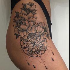 """tattoo.empire: """"By @alinatu #tattoo #tattoos #tattoogate"""""""