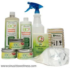 If you decided to remove the mold on your own, you need to use a combination of some products.