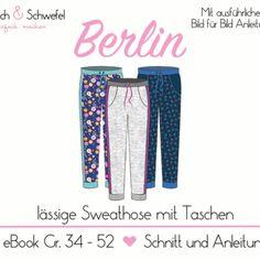 Damenschnittmuster Archive - Pech & Schwefel