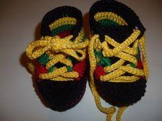 Rasta Baby <3 @Kelsey Myers Myers Richardson  Oh my every baby needs these.