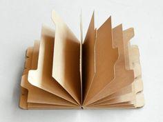 Present - Index Card Books